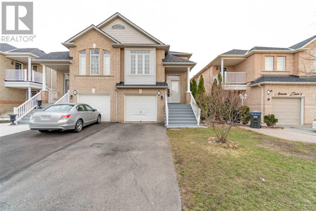 101 River Rock Cres in Brampton - House For Sale : MLS# w5184004