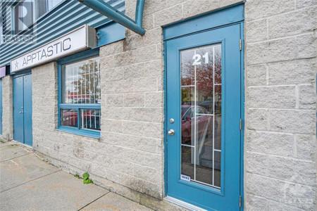 1010 Polytek Street Unit 21, Canotek, Ottawa