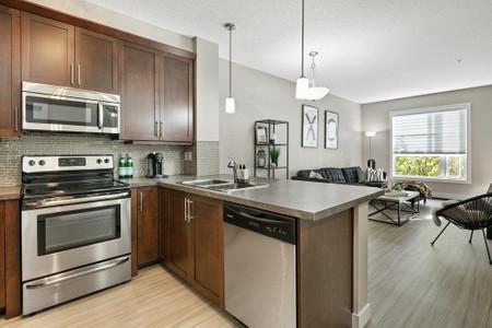 102 2588 Anderson Wy Sw in Edmonton - Condo For Sale : MLS# e4236950