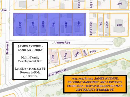 1033 James Avenue in Coquitlam, BC : MLS# r2464214