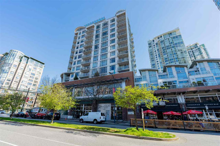 1108 189 Davie Street in Vancouver, BC : MLS# r2568872