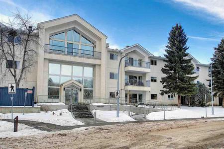 111 10508 119 St Nw, Queen Mary Park, Edmonton