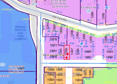 12449 106 A Avenue in Surrey - Vacant Land For Sale : MLS# r2545078