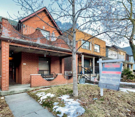 125 Perth Ave, Dovercourt-Wallace Emerson-Junction, Toronto