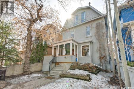 126 9th St E in Saskatoon - House For Sale : MLS# sk849231