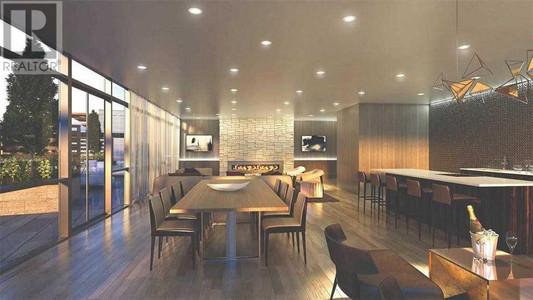 1302 175 Bedford Rd - Living room 4.4 m x 4.27 m