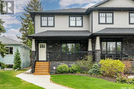 1308 Colony St in Saskatoon, SK : MLS# sk859075