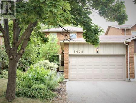 1408 Cedarglen Crt, Oakville, Ontario, L6M2X8
