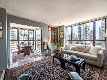 1508 1003 Pacific Street in Vancouver - Condo For Sale : MLS# r2562119