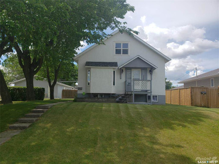 160 4th Avenue Se in Swift Current - House For Sale : MLS# sk840075