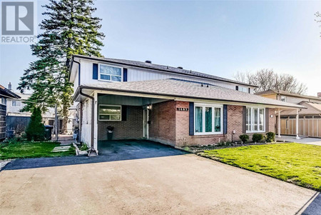 1663 Wavell Cres in Mississauga, ON : MLS# w5219187
