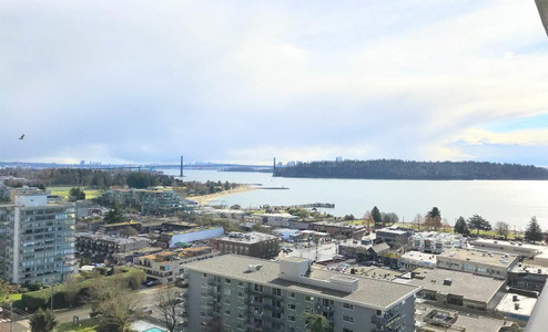 1703 650 16th Street in West Vancouver - Condo For Sale : MLS# r2543449