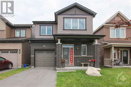184 Kimpton Drive, Stittsville North, Stittsville, Ontario, K2S2J2
