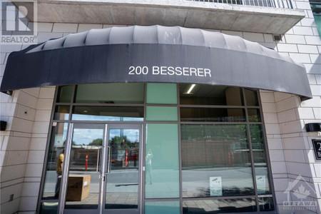 200 Besserer Street Unit 706, Byward Market, Ottawa