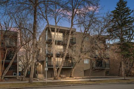 204 709 3 Avenue Nw, Sunnyside, Calgary