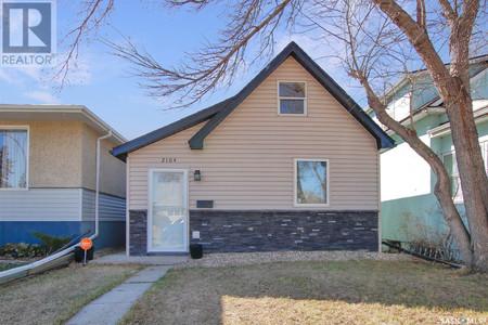 2104 Elliott St in Regina - House For Sale : MLS# sk849230
