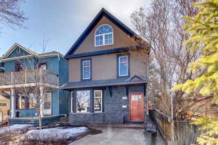 2123 8 Avenue Se in Calgary - House For Sale : MLS# a1091065