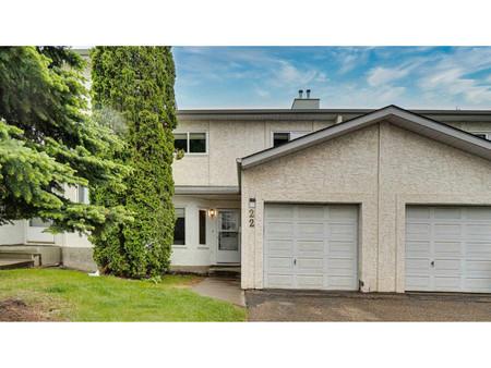 22 3520 60 St Nw Nw in Edmonton, AB : MLS# e4249028