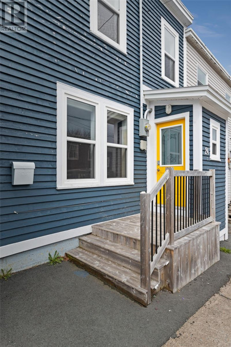 24 Coronation Street in St John S, NL : MLS# 1229731