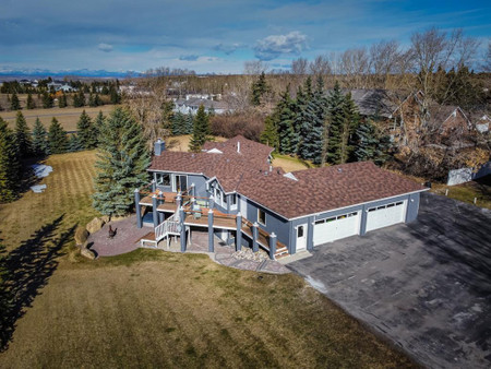 254009 Bearspaw Road in Rural Rocky View County, AB : MLS# a1092266