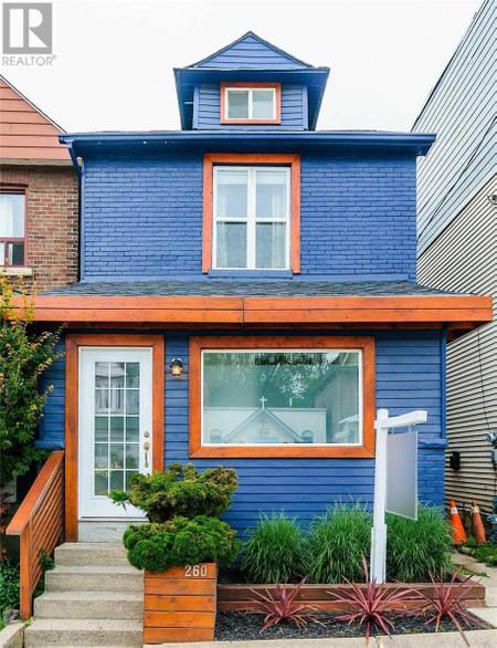260 Jones Ave, South Riverdale, Toronto