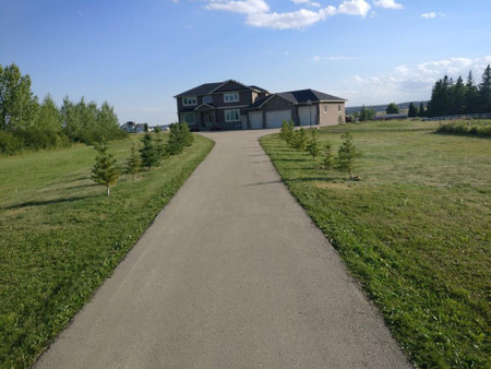 261090 Valley View Road in Rural Rocky View County - House For Sale : MLS# a1074438