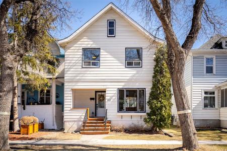 263 Aubrey Street in Winnipeg - House For Sale : MLS# 202105171