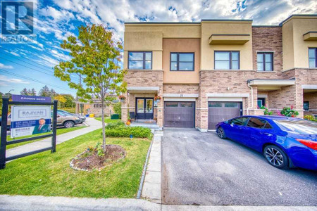 27 Jerseyville Way, Downtown Whitby, Whitby