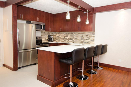 2810 221 6 Avenue Se - Living room/Dining room 16.75 Ft x 15.67 Ft