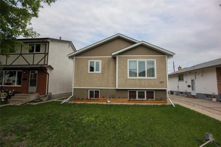 285 Mckay Avenue, North Kildonan, Winnipeg