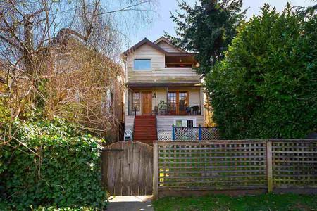 2890 W 8th Avenue in Vancouver - House For Sale : MLS# r2562299