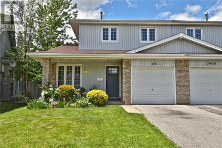 2911 Salerno Crescent, Mississauga, Ontario, L5N1T3