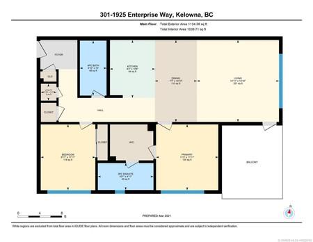301 1925 Enterprise Way in Kelowna, BC : MLS# 10226782