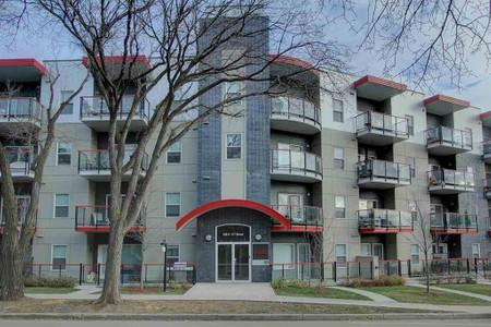 310 10611 117 St Nw in Edmonton, AB : MLS# e4249061