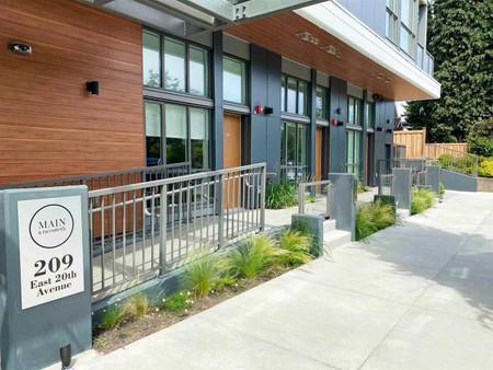312 209 E 20th Avenue in Vancouver, BC : MLS# r2591611