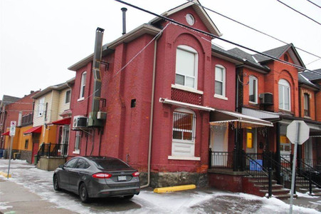 312 Catharine Street N in Hamilton - Townhouse For Sale : MLS# h4097483