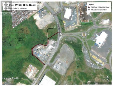 315 East White Hills Road, St John S, Newfoundland, A1A5X7