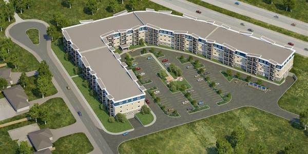 326 1505 Molson Street, Oakwood Estates, Winnipeg