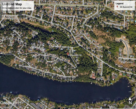 33 Summit Dr in Nanaimo - Vacant Land For Sale : MLS# 867474