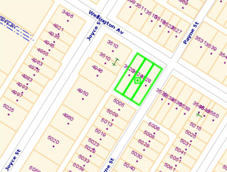 3520 Wellington Avenue in Vancouver - Vacant Land For Sale : MLS# r2545315