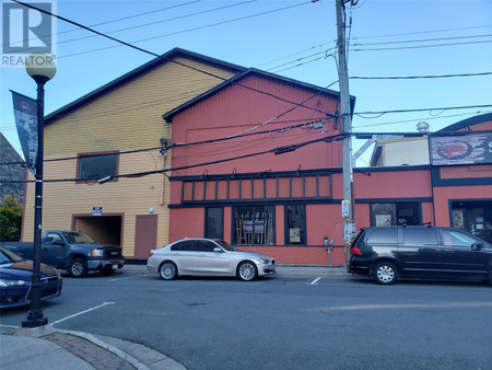 36 George Street in St John S - Commercial For Sale : MLS# 1226132