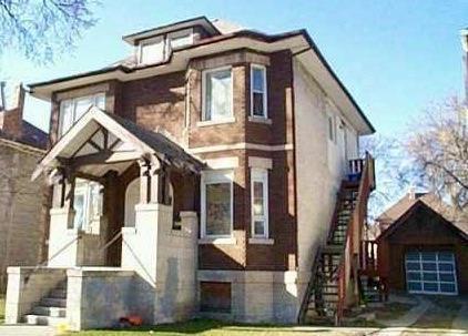 377 Burrows Avenue in Winnipeg - Vacant Land For Sale : MLS# 202100803