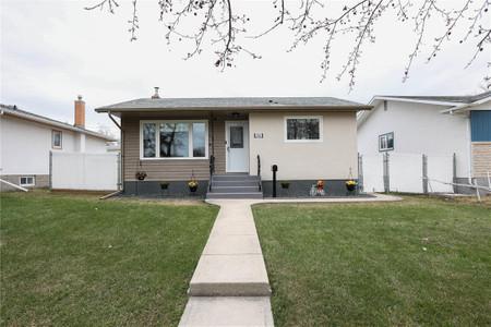 392 Eugenie Street in Winnipeg, MB : MLS# 202110277