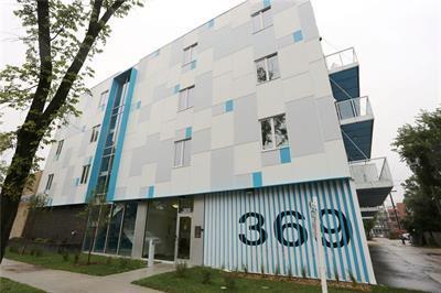 401 369 Stradbrook Avenue, Osborne Village, Winnipeg