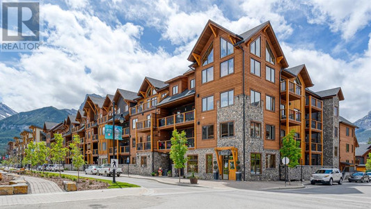 403 707 Spring Creek Drive, Canmore, Alberta, T1W0K7