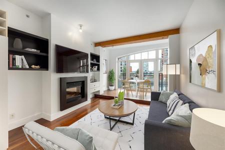 404 1275 Hamilton Street, Vancouver, British Columbia, V6B1E2