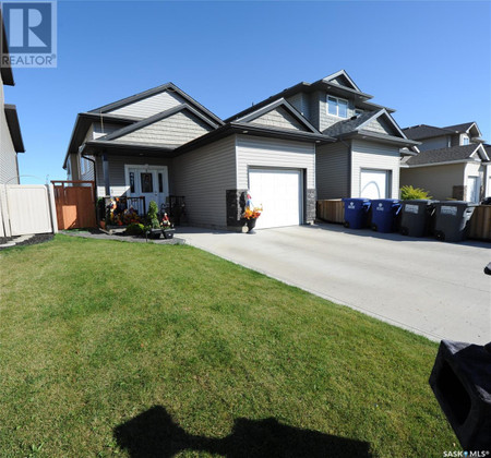 411 Henick Cres - Laundry room Measurements not available