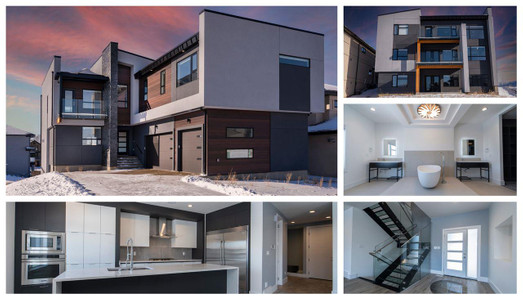 4112 Whispering River Dr Nw, Windermere, Edmonton
