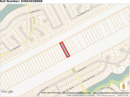 48 Public Road in Winnipeg - Vacant Land For Sale : MLS# 202100062