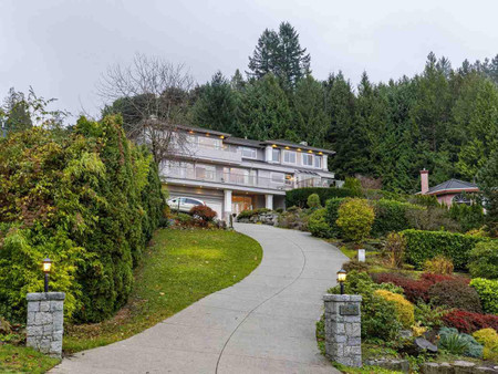 4848 Northwood Drive West Vancouver